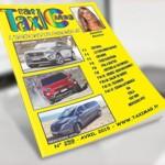 Taximag magazine du mois avril 2015