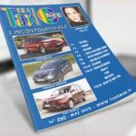 Taximag magazine du mois mai 2015