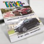 Taximag magazine du mois de avril 2017
