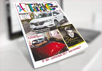 Magazine du mois de juillet / aout