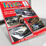 Taximag magazine du mois de novembre 2018