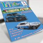 Taximag magazine du mois de décembre 2018