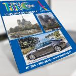 Taximag magazine du mois de mai 2019
