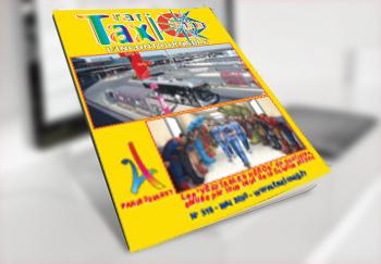 Magazine taxi Mai 2020