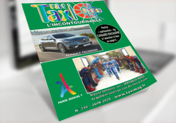 Magazine Taxis Taximag Juin 2020