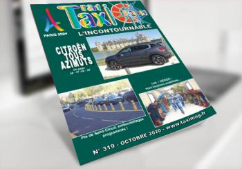 Magazine Taxis Taximag octobre 2020