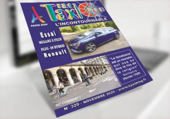 Magazine Taximag Novembre 2020