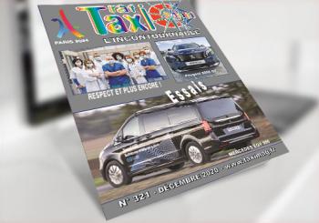Magazine Taximag décembre 2020