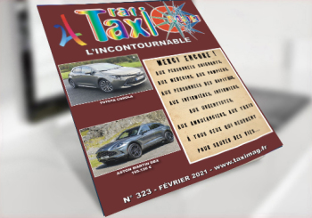 Magazine taximag février 2021
