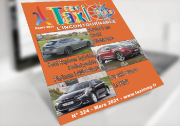 Magazine taximag mars 2021