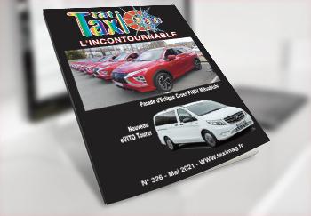 Magazine taximag mai 2021