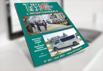 Magazine taximag juin 2021