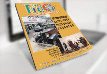 Magazine taximag juillet aout 2021